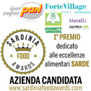 banner sardinia food awards